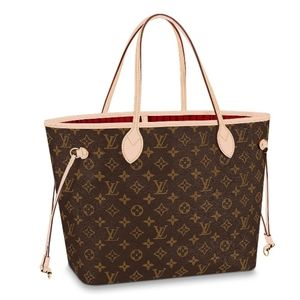 Louis Vuitton Monogram Cherry Neverfull GM